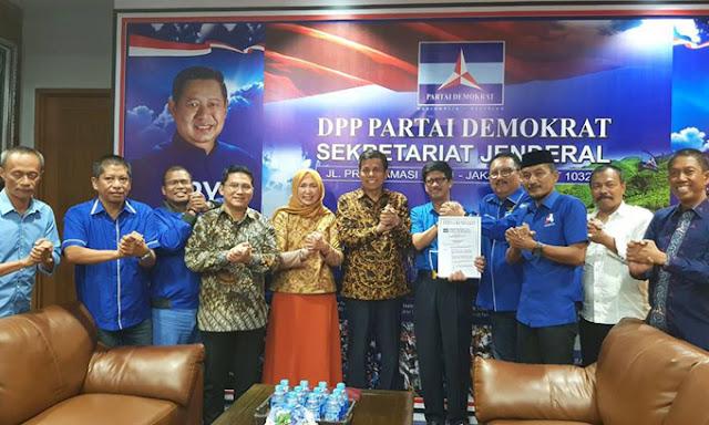 Demokrat Konsolidasi Akbar di 308 Kecamatan Menangkan IYL-Cakka