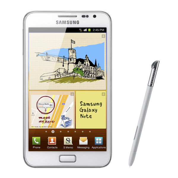 Samsung Galaxy Note GT-N7000 Stock Rom, Flash File, Official