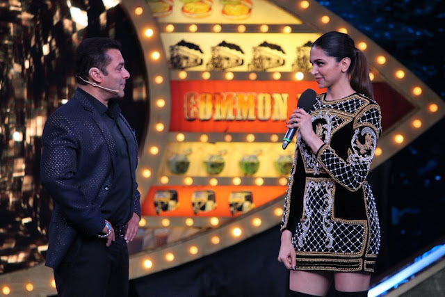 Deepika Padukone Stills at Bigboss10 show | c65.in