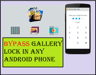remove password, break password, android hacking, bypass gallery lock