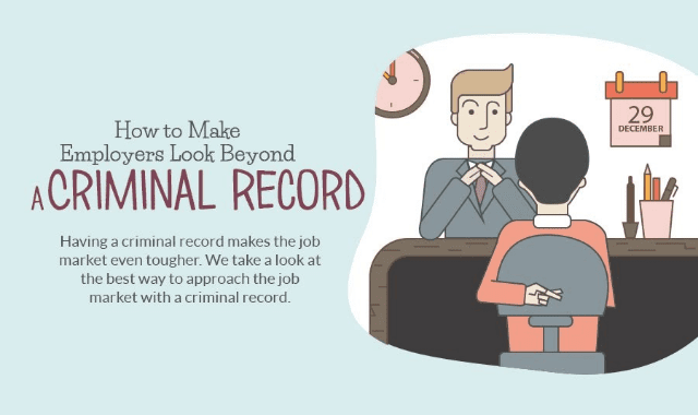 How To Making Employers Look Beyond a Criminal Records