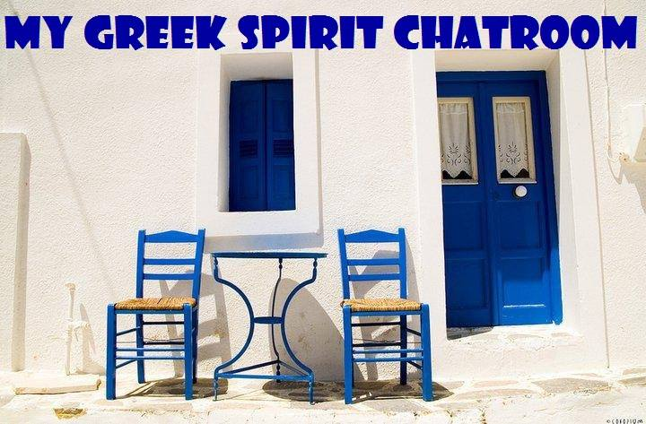 MyGreekSpirit Chat Room