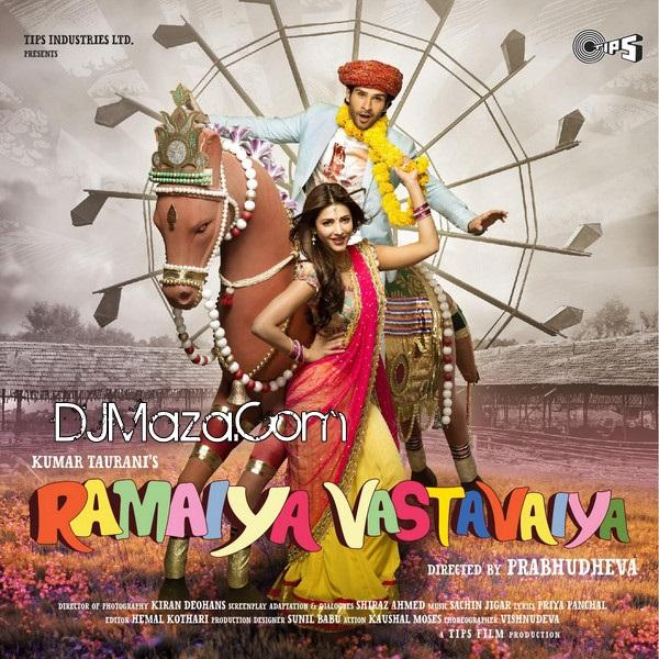 Ramaiya Vastavaiya (2013) :: MP3 Movie Songs