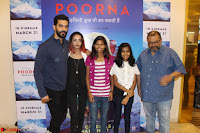 Bollywood celebs at the Screening of Movie Poorna 04.JPG