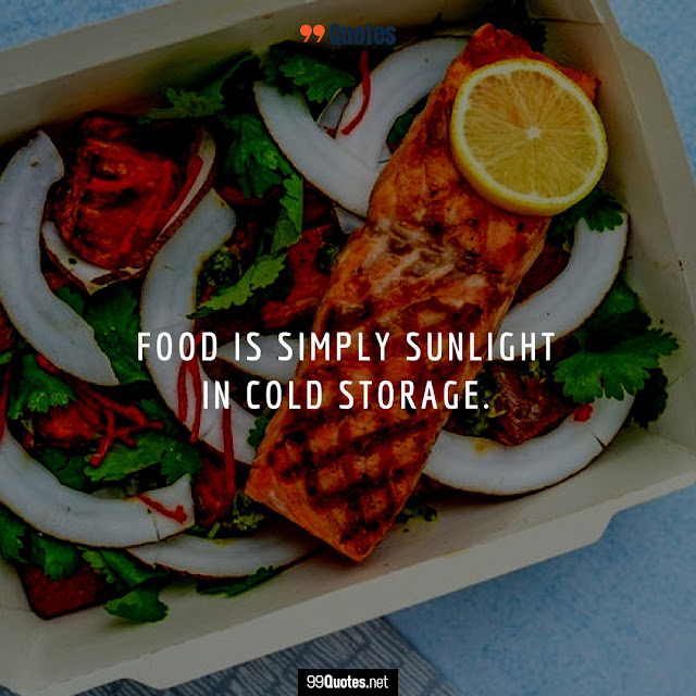 funny quote about food and fridge