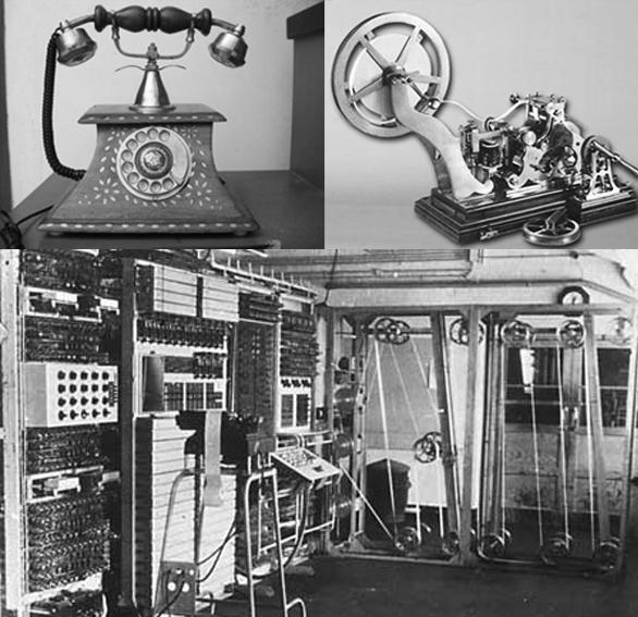 Perkembangan sistem informasi dan komunikasi pertama di dunia