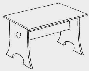 Another Design - handmade doll furniture