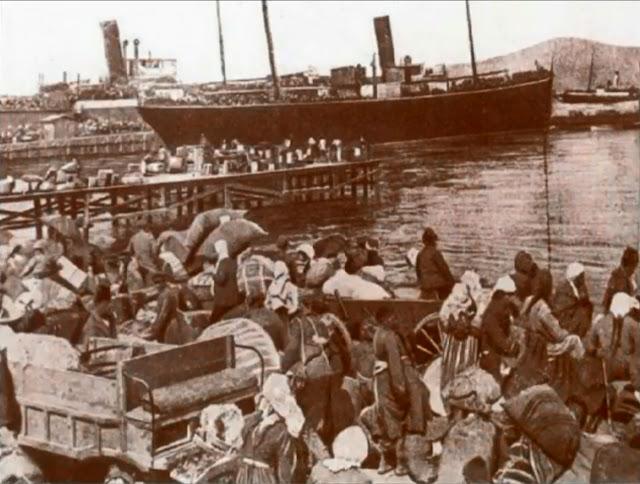 93 χρόνια μετά η γιαγιά Παναήλα διηγείται το ταξίδι του ξεριζωμού από τον Πόντο στην Ελλάδα