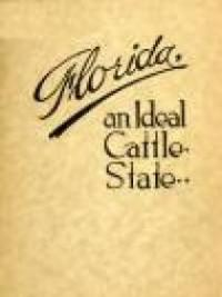 Florida: An Ideal Cattle State