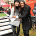 ESPN TEAMMATES JEN LADA AND MARIA TAYLOR ARE LOOKING FORWARD TO FALL