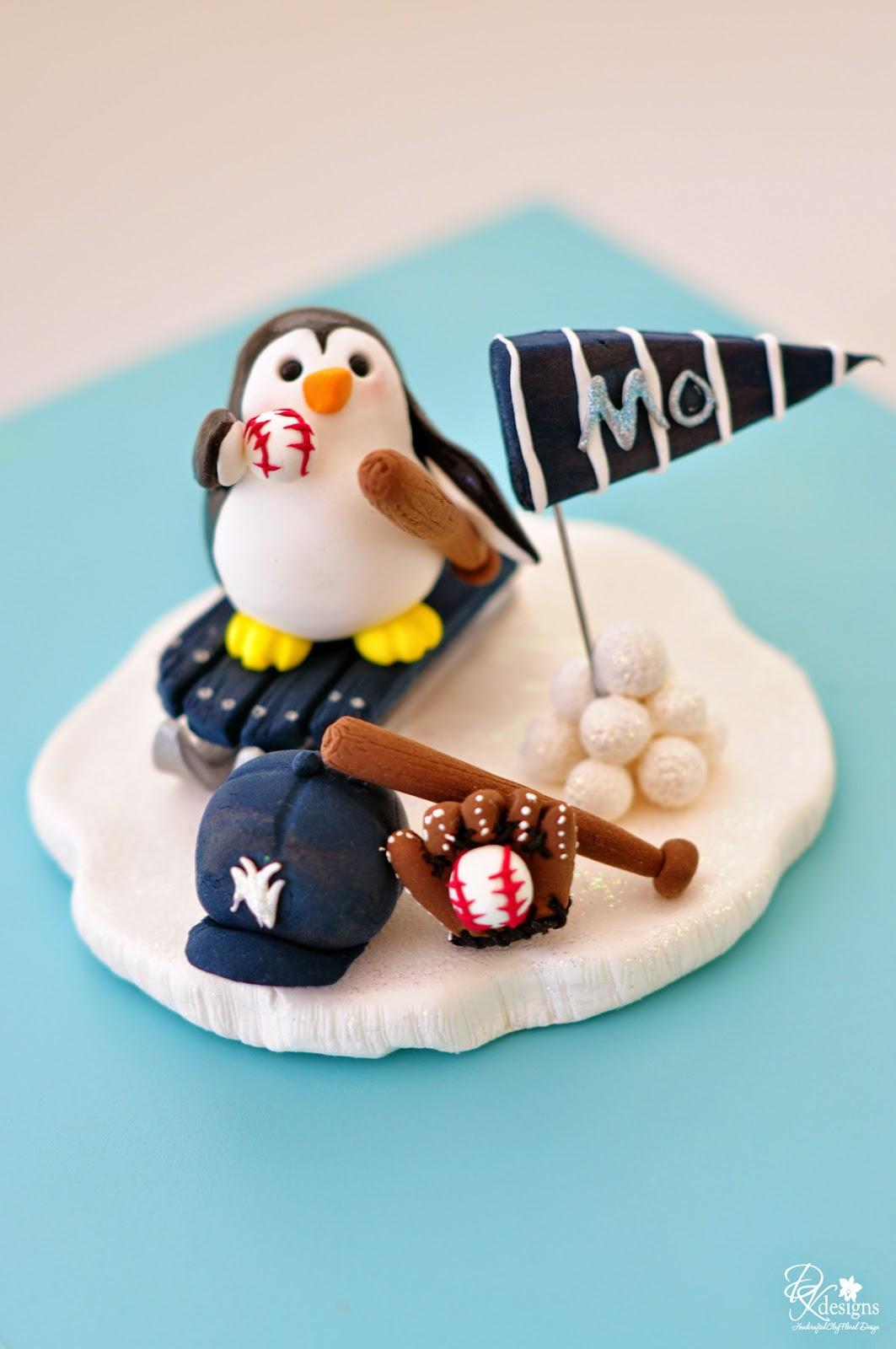 DK Designs: Custom Keepsake Baby Shower Cake Topper