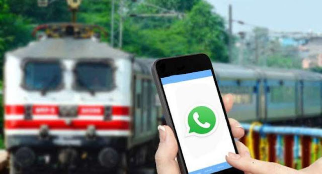 How to check PNR status using WhatsApp