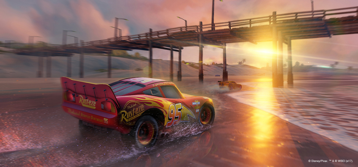 7 Kids And Us Cars 3 Driven To Win Is Now Available On Ps4 Xbox