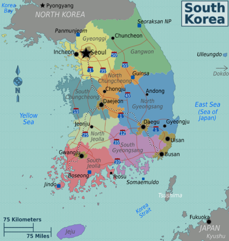planning a trip to south korea mykoreanwave collection belajar
