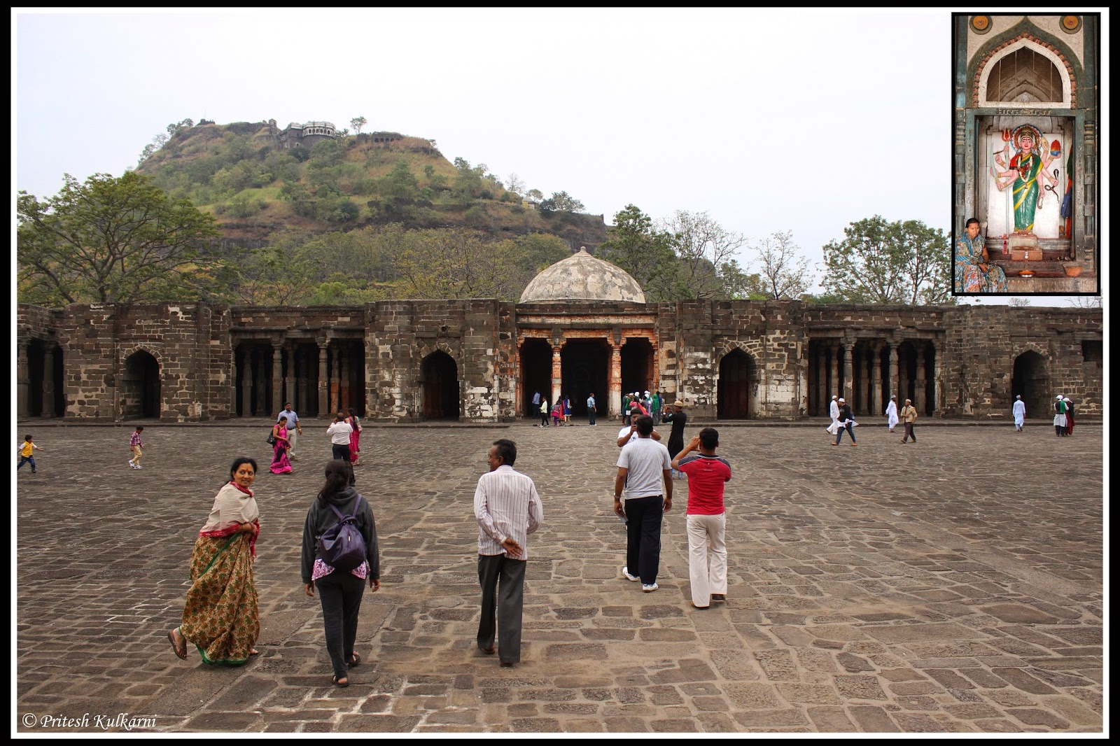 Bharatmata Temple, Daulatabad Fort