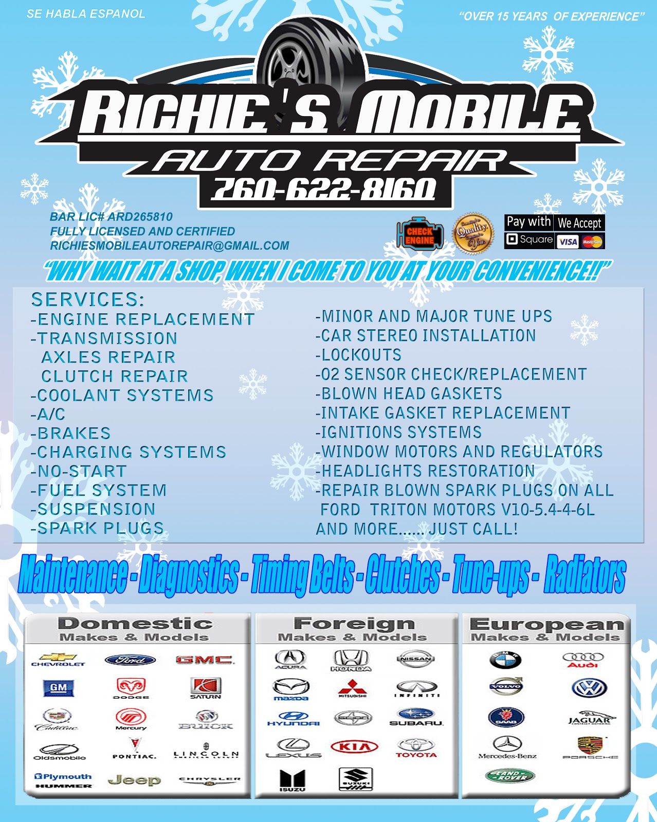 auto repair flyer aildoc productoseb co