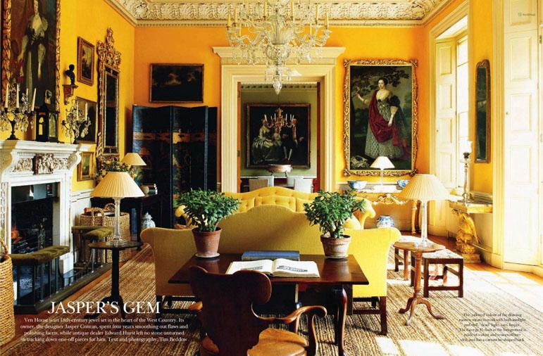 Loveisspeed Inside Jasper Conran S Quot Ven House