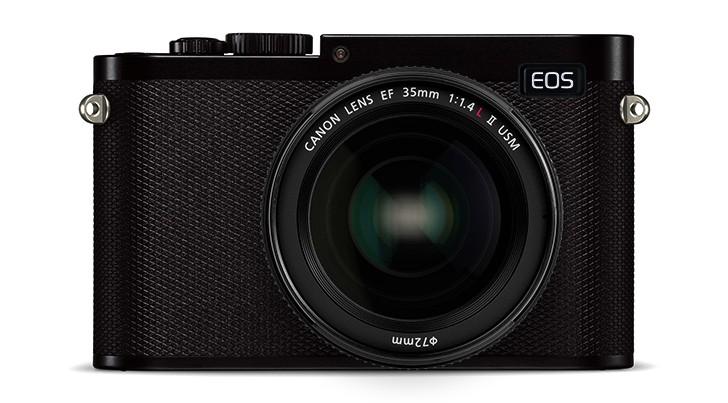 Возможный внешний вид полнокадровой беззеркальной камеры Canon