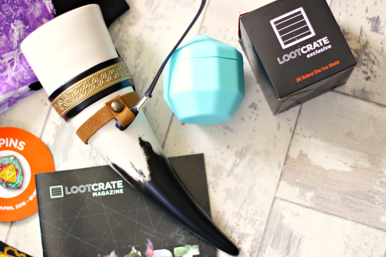 Loot Crate Subscription Box for your inner nerd