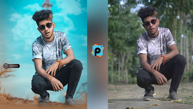 Best CB Editing Tutorial Picsart Best Photo Manipulation