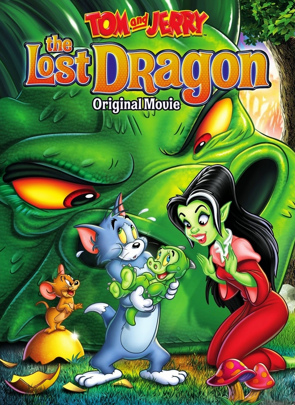 Tom And Jerry The Lost Dragon (2014) DVDRip
