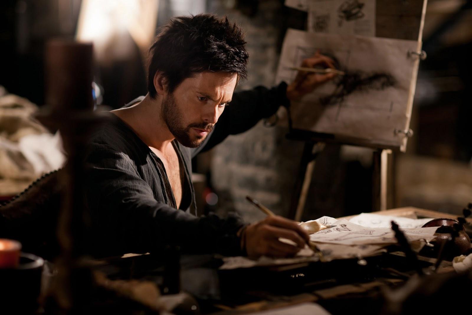 【美劇推薦】《達文西的惡魔:Da Vinci's Demons》第一季影評:充滿想像力的天才冒險史詩 - 黑咖啡聊美劇