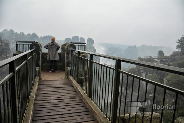 Widoki z Bastei