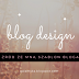 Zrób szablon bloga - instrukcja