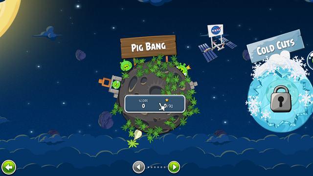 Angry Birds Space PC Full 2012 Theta Descargar 1 Link