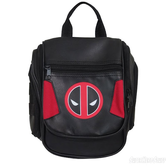 Deadpool Toiletry Bag