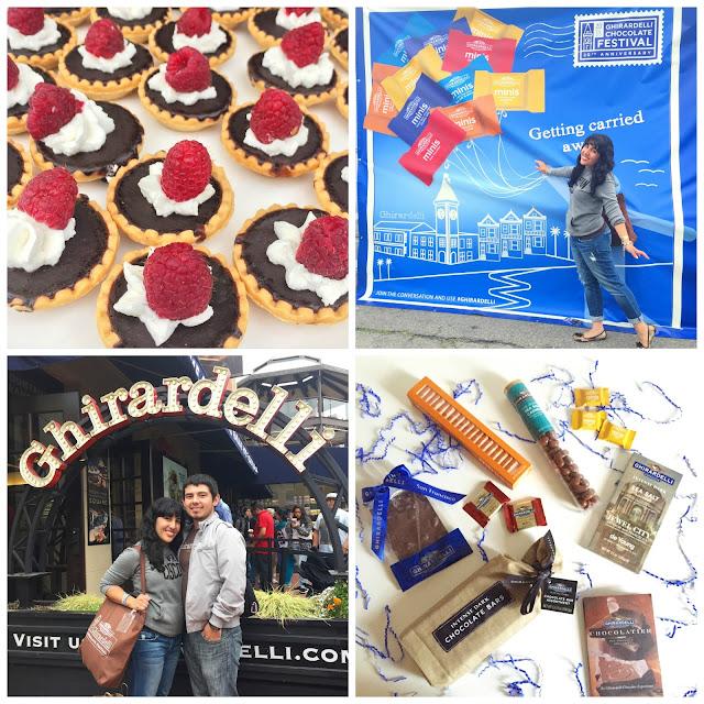 Ghirardelli Chocolate Festival 2015