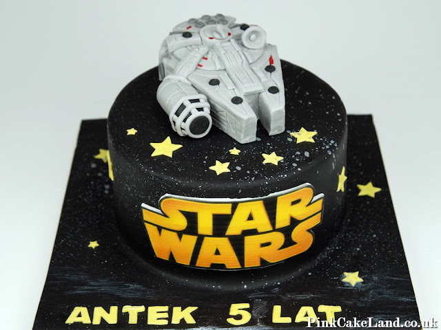 Star Wars Birthday Cake London