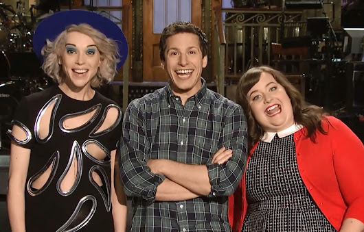 Andy Samberg Returns to Saturday Night Live