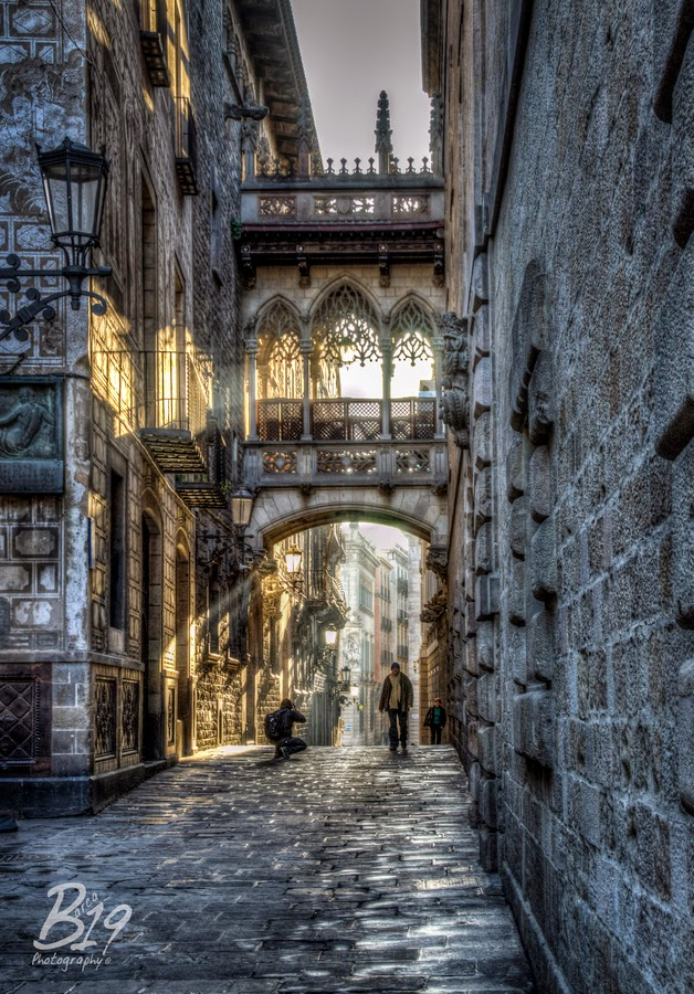 What is your traffic source? Will I get real traffic with real users?The Gothic Quarter, Barcelona, Spain