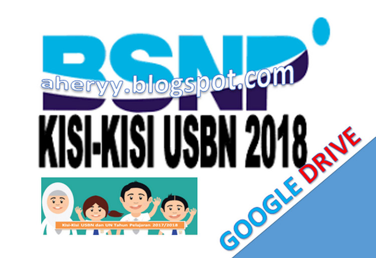 Kisi Kisi Soal Usbn Smp Sma Dan Smk 2017 2018 Bsnp