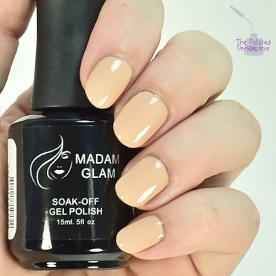 madam glam can't get enough swatch