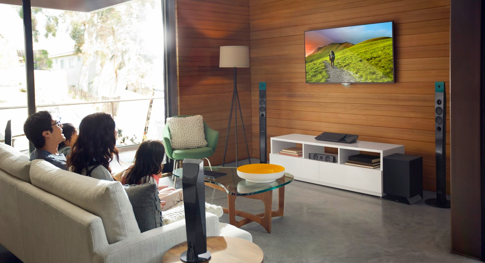 Best Living Room Sound System | Interior Design Ideas