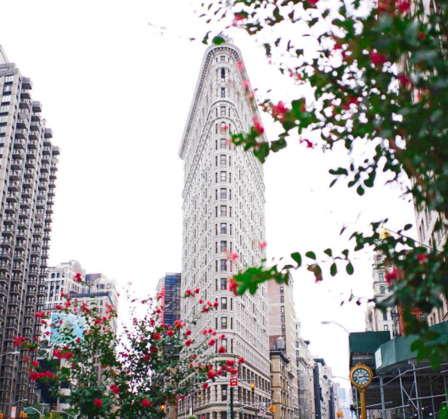 Flatiron Building | with @newyorkcity instagram