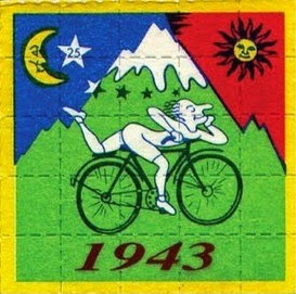 lotter paper lsd 1943 tripi bicycle day día bicicleta drugs Lysergic acid diethylamide Lysergsäurediethylamid acid
