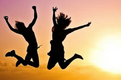 Ingat 4 J Ini, Agar Hidup Kamu Selalu Bahagia