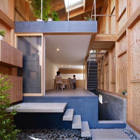 Casa en seya de suppose design arquitectura y dise o for Los mejores disenos de interiores del mundo