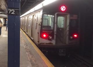New York City Subway(ニューヨークの地下鉄) | ニューヨーク | アメリカ