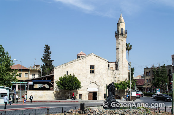 Eski Cami Tarsus'taki en eski ibadet yeri, Mersin