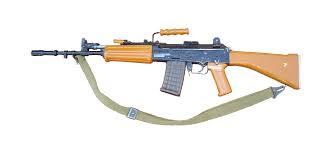 5.56mm INSAS Rifle