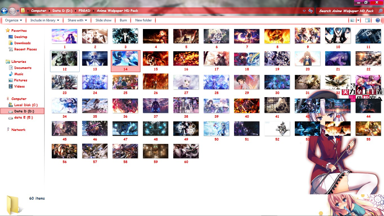 Anime Walpaper HD Pack - Nekowai | Anime Daisuki