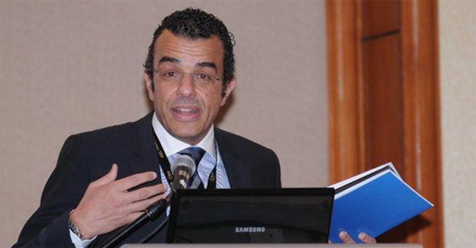 خالد مرتجي عضو مجلس اداراة النادى الاهلى الجديد