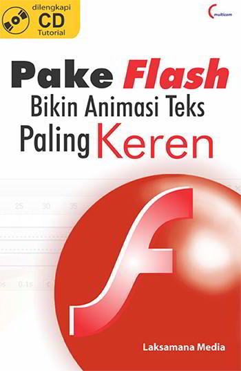 Buku Pake Flash Bikin Animasi Teks Paling Keren PDF