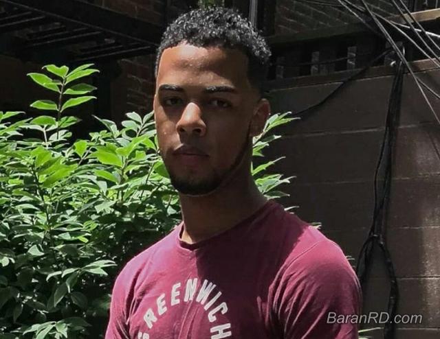 Fausto Sosa, asesinado cuando estaba con un grupo en una calle de Boston