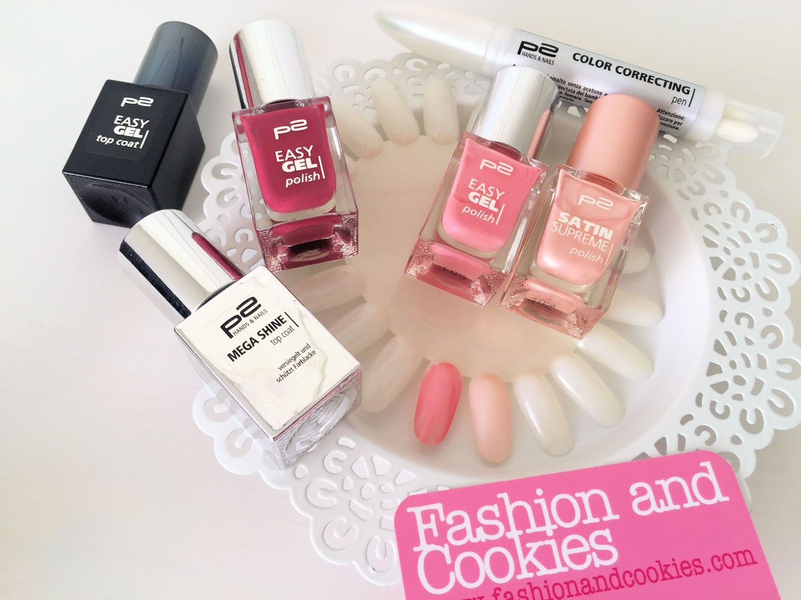 p2 Cosmetics makeup low cost review easy gel nail polish su Fashion and Cookies beauty blog, beauty blogger