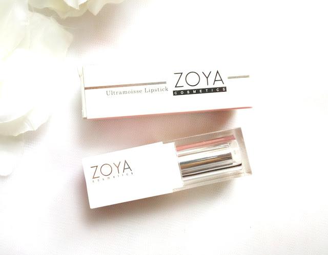 Zoya Cosmetics Lipstick Ultramoisse Pink Smoothies 20